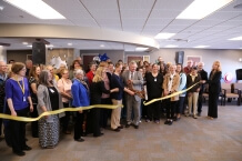 Photo of Ribbon Cutting Ceremony for St. Luke's Chequamegon Clinic